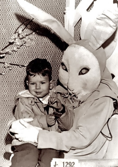 90353536244079053 g7LTEQNc f The Most Terrifying Easter Bunny Photos Youll Ever See pop culture featured  Terrifying Easter Bunnies Scary Easter Bunnies Pinterest featured Easter