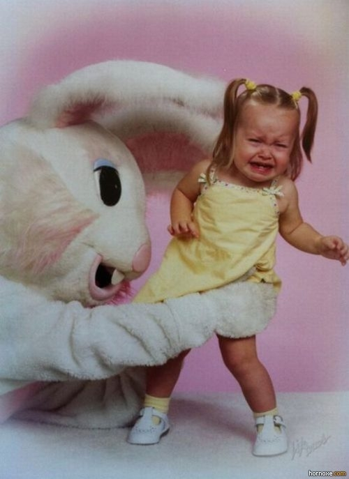 90353536244079181 XMtQSOgX f The Most Terrifying Easter Bunny Photos Youll Ever See pop culture featured  Terrifying Easter Bunnies Scary Easter Bunnies Pinterest featured Easter