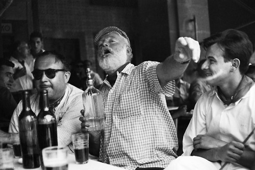 hemingway A Story About Drinking hipstercrite featured  Los Angeles Hemingway featured drinking Bukowski beer austin alcohol
