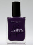 imperial purple american apparle nail polish