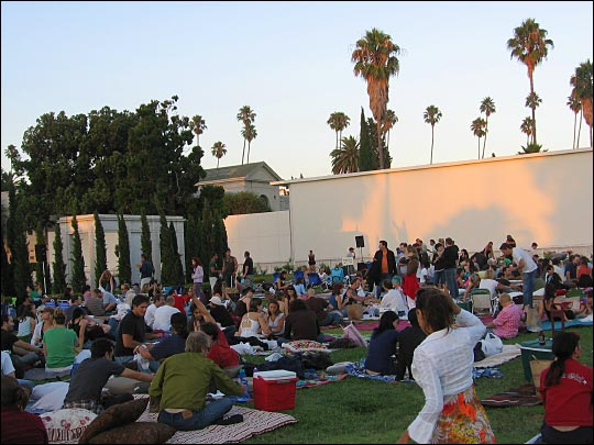 cinespia Ten Best Pop Up Movie Theaters Around the World  pop culture film featured austin  Thailand Texas ten best pop up movie theaters Rooftop Films Rolling Roadshow pop up movie theaters pop up movie screenings On the Way screenings Moscow London Hollywood Forever Cemetery screenings floating cinema Films on Fridges Film on the Rocks Yao Noi featured Cycle In Cinema Cinespia Cinema East Cannes in a Van Brooklyn Bike In Theater austin Alamo Drafthouse