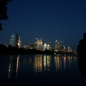 Good evening Austin You sure are beautiful tonight