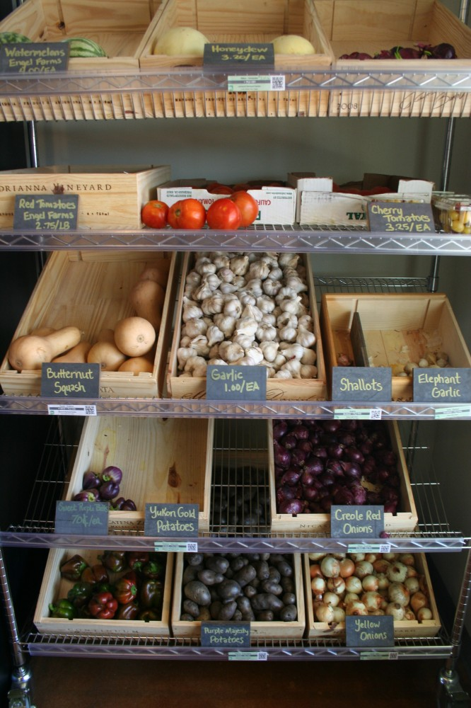 East austin named one of america 39 s hippest neighborhoods pics - Zero packaging grocery store ...