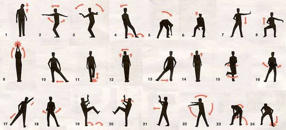 teach yourself thriller dance moves hipstercrite