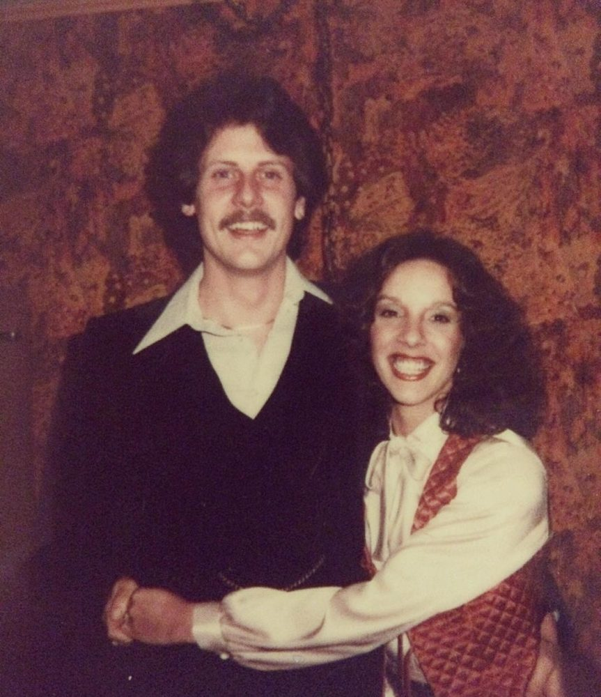 ThrowbackThursday to some pretty fly 70s parents