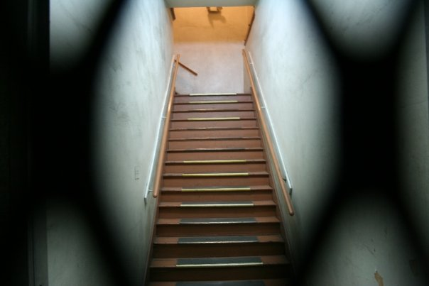 stairs All the Tiny Sounds: An Exercise in the Forgotten Art of Journal Writing hipstercrite featured 20 something  twenty something sour searching twenty something depression sleeping pills journal writing Jewish worries Jewish anxiety freewriting freelance writer burn out free writing featured Dear Diary 