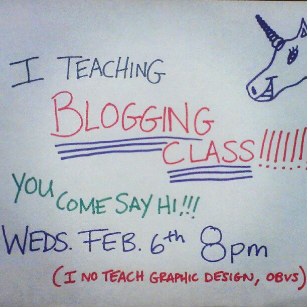 bloggingclass Reminder: My Blogging 101 Class is Tomorrow 2/6!!! featured writingbloggingsocial media austin  Vuka Co op learn how to blog Lauren Modery blogging class how to blog Hipstercrite's 100% Natural Good Time Family Blog Solution HIpstercrite blogging class featured blogging class Austin blogging class blogging 101