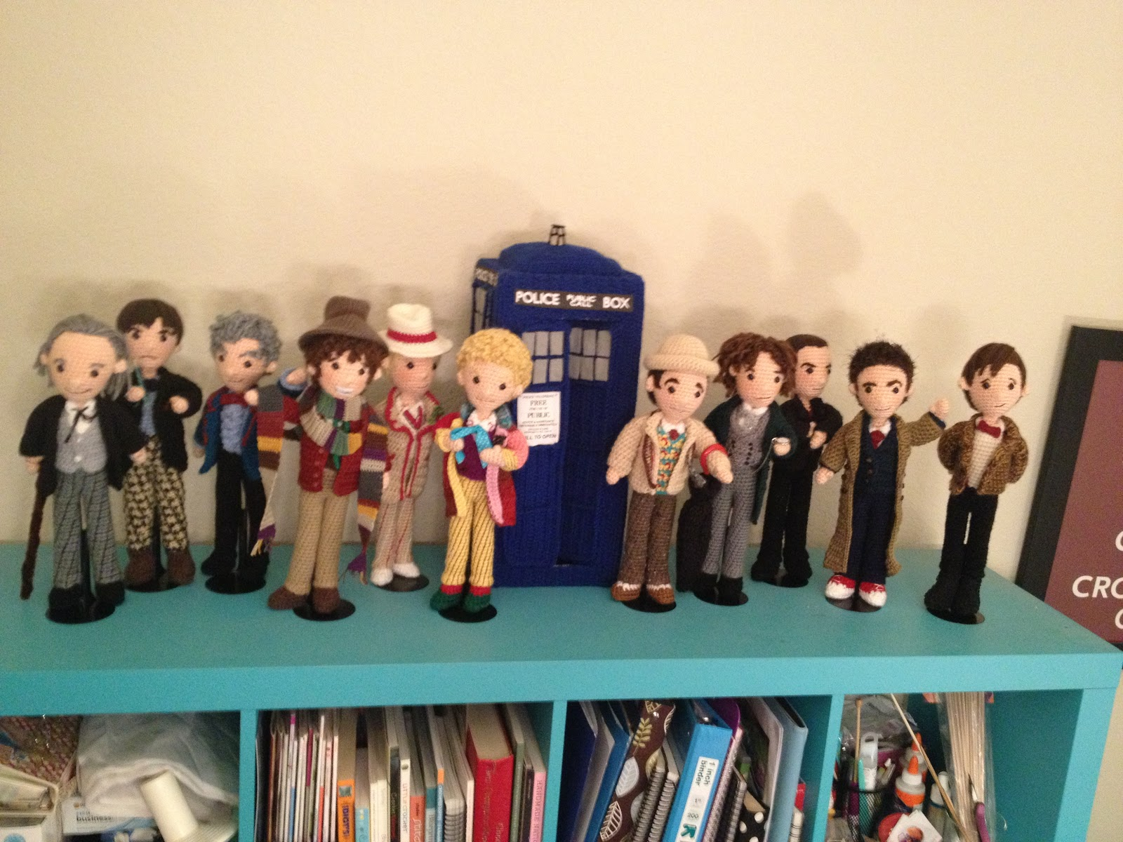 Crafty is Cool Doctor Who
