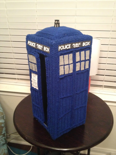 tardis crafty is cool