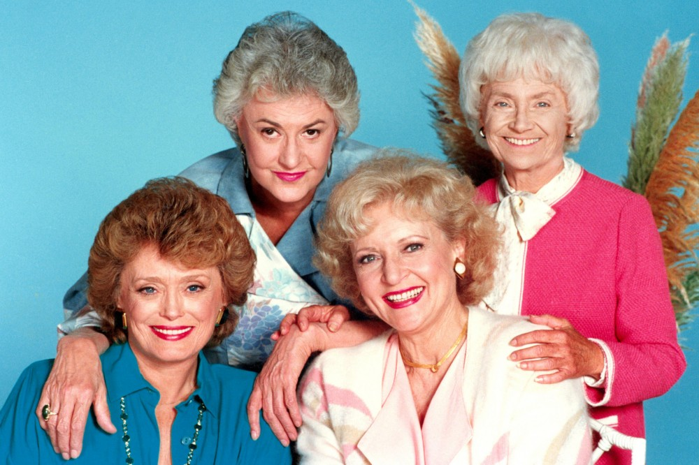 90fe77fed Golden Girls. The Golden Girls (group costume)