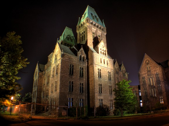 buffalo state asylum for the insane designed by henry hobson richardson in 1870 from derekneuland on flickr 578x430 Hipster City Travel: Buffalo, New York  travels featured  SIlo City Richardson Olmsted Complex Larkin Square is Buffalo the next Austin hipster travel New York hipster travel Buffalo hipster city travel Grain Silo featured City of Night Buffalo State Hospital Buffalo ruin porn Buffalo grian silo Buffalo great place to live for young people Buffalo development Buffalo changing Buffalo Central Terminal Buffalo Allentown hipster