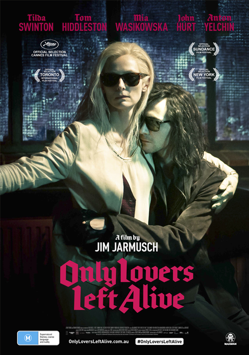 Only Lovers Left Alive Australian Poster copy 20 Screenings, Panels & Conversations You Should Check Out at SXSW Film 2014  pop culture film featured austin  Yakona What We Do in the Shadows Taika Waititi Two Step SXSW The Great Invisible Texas filmmakers at SXSW SXSW Wild Canaries SXSW The Grand Budapest Hotel SXSW Thank You A Lot SXSW Ping Pong Summer SXSW I Believe in Unicorns SXSW Hellion SXSw Film panels SXSW Film 2014 SXSW film SXSW Cosmos Neil deGrasse Tyson SXSW Boyhood SXSW Bad Words Silicon Valley Mike Judge Richardl Linklater Only Lovers Left Alive Jim Jarmusch No No SXSW Kumiko Joe Nicolas Cage featured David Gordon Green Austin fillmakers at SXSW Arlo and Julie Above All Else