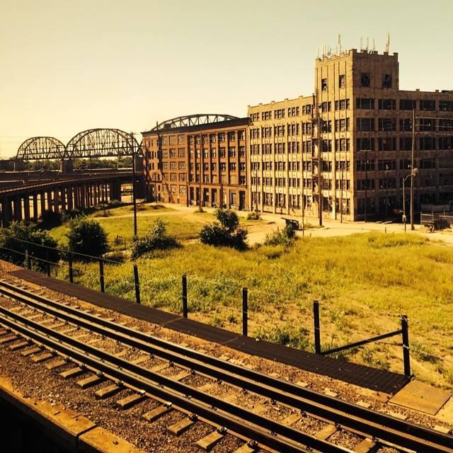 Missouri train track