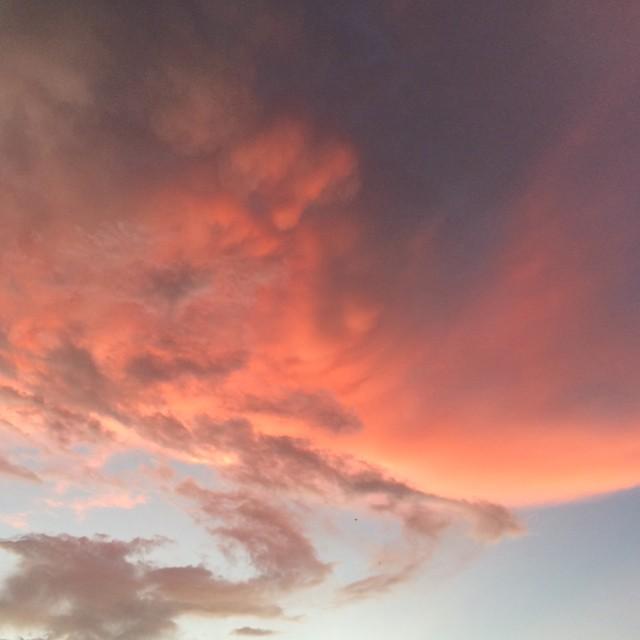Austin sky