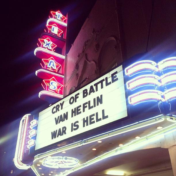 Texas Theatre Oak Cliff