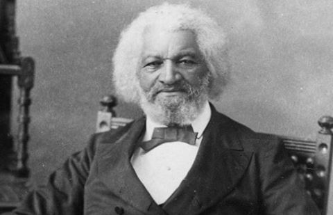 Who was FrederickDouglass realdonaldtrump? Taught himself to read and writehellip