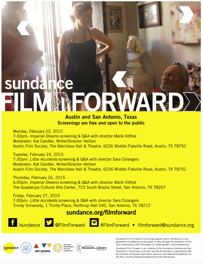 Sundance Film Forward Texas screening