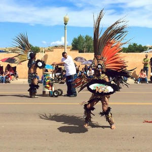The InterTribal Indian Ceremonial  Gallup NewMexico