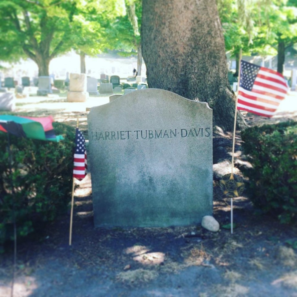The final resting place of an American hero  HarrietTubmanhellip