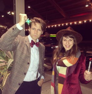 doctor who halloween costume