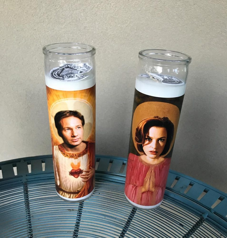 I bought these because I want St Mulder and Sthellip