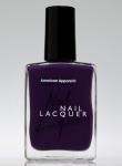 imperial purple american apparle nail polish