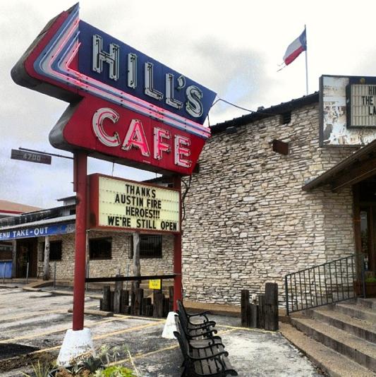 Hill's Cafe Austin