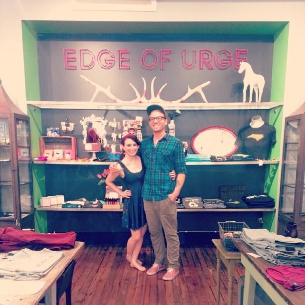 Edge of Urge Wilmington