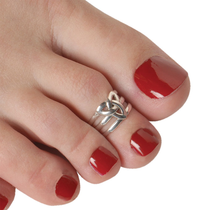 IT HAPPENED TO ME I Still Wear a Toe Ring