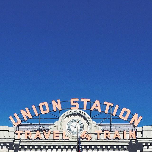 #Denver loves its trains. #Amtrak