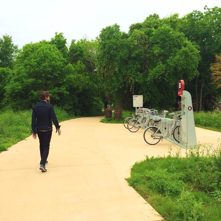 B Cycles San Antonio