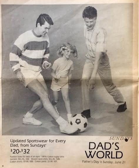 80s dad